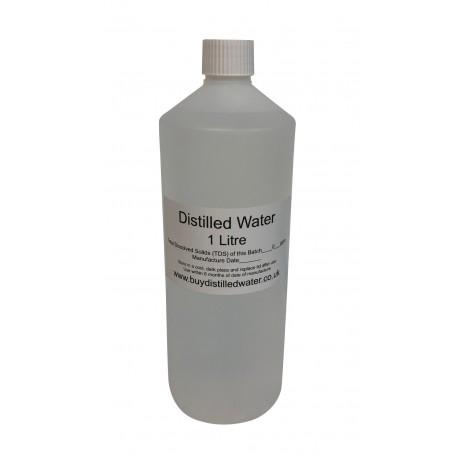 1 Litre Distilled Water