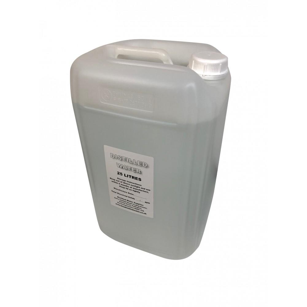 25 Litre Distilled Water